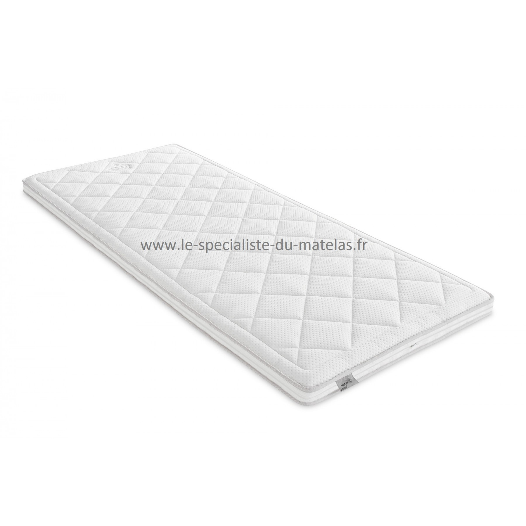 Surmatelas Auping Prestige Visco En Mousse Visco Lastique